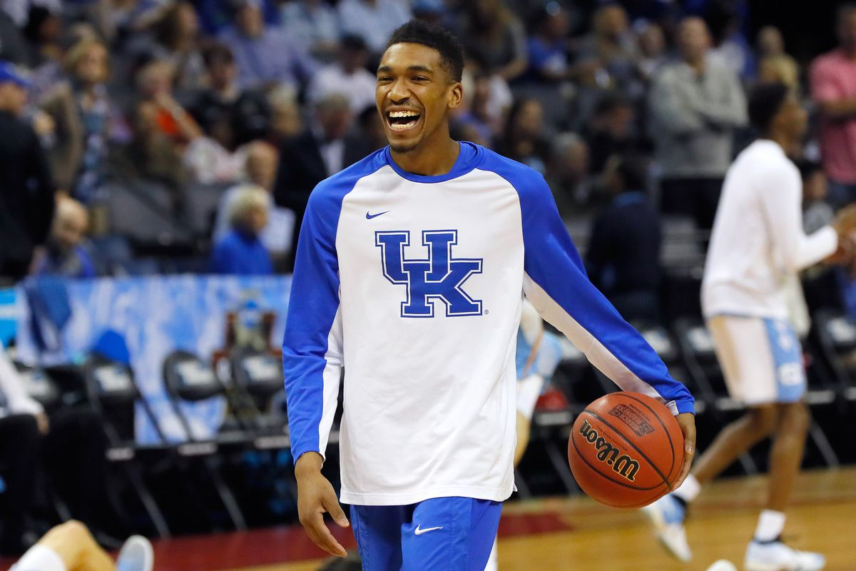 Hornets select Malik Monk with the 11th pick in the NBA Draft - At ... bf42b284f