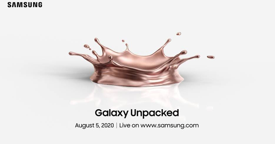 Samsung's Galaxy Note 20 event confirmed for August 5th thumbnail