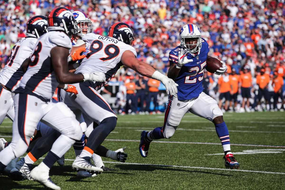 91e1e79b440 Buffalo Bills analysis  what s going on with LeSean McCoy and the run game