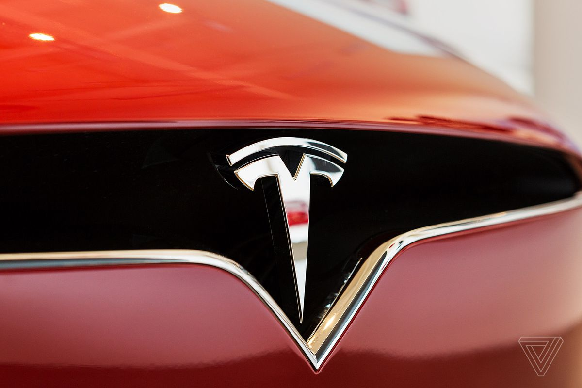 Tesla Model S has increased the reserve due to Typhoon