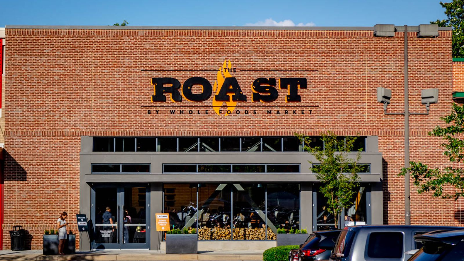 Whole Foods Open The Roast