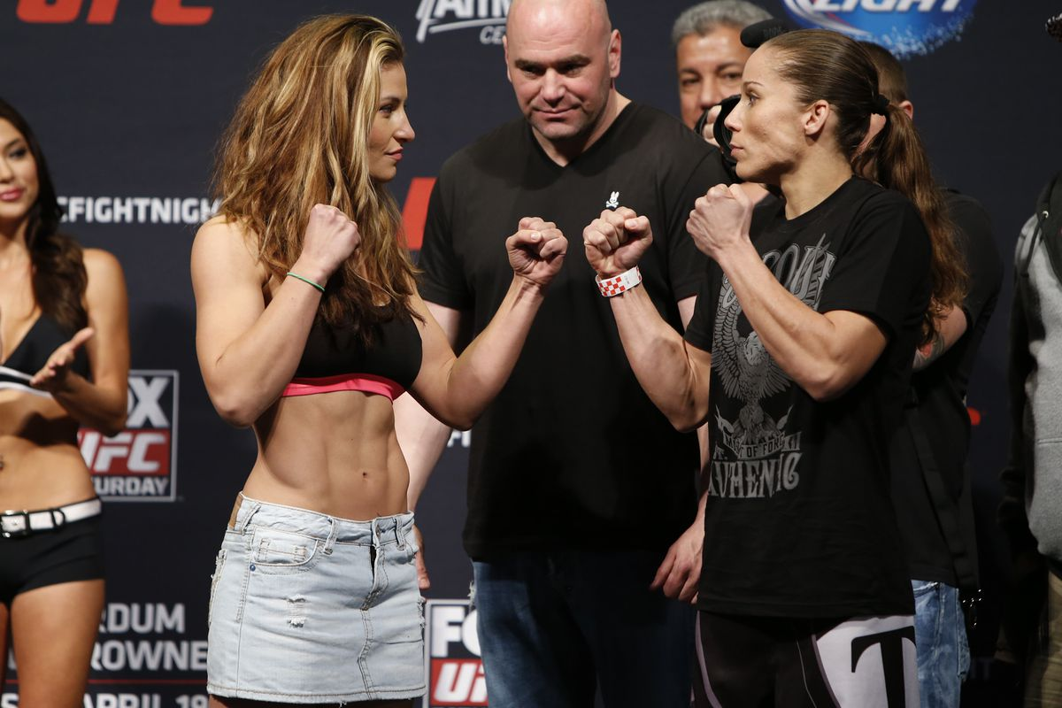 ufc on fox 11 live blog miesha tate vs liz carmouche mma fighting
