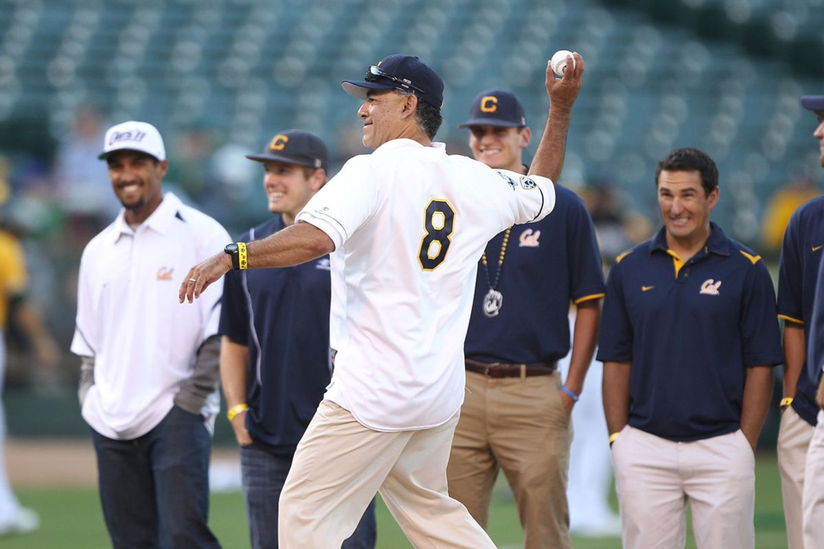 Let's talk some Cal Baseball Pitching