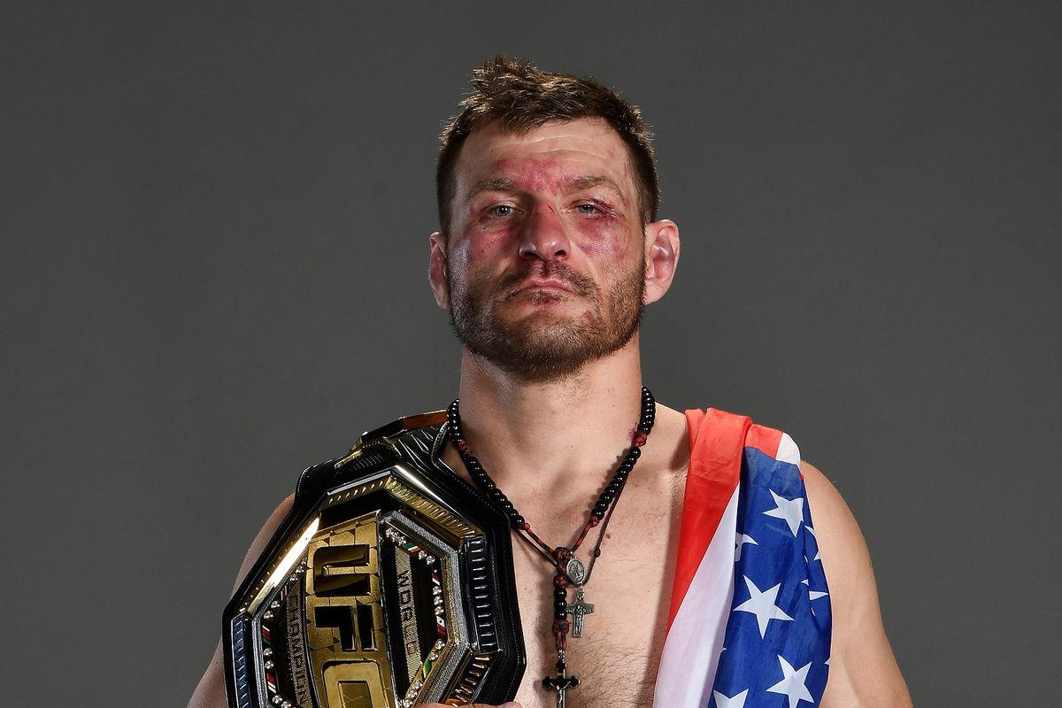 UFC 241: Cormier v Miocic 2