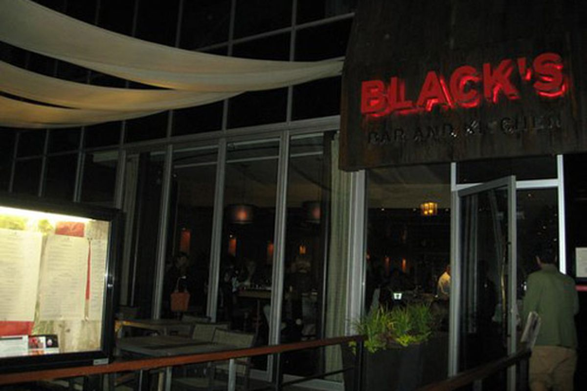 Black's Bar and Kitchen