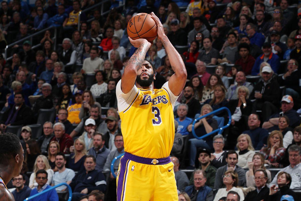 Los Angeles Lakers vs Oklahoma City Thunder
