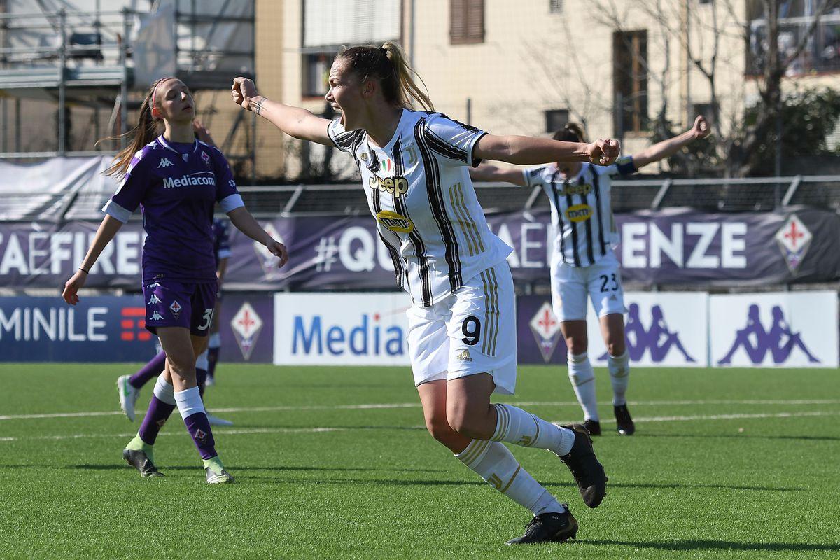 ACF Fiorentina v Juventus - Women Serie A
