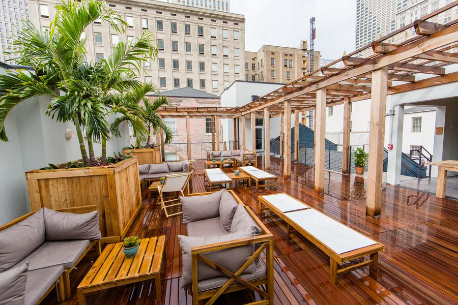 A look inside pisco peruvian powerhouse catahoula hotel eater new orleans for Best hotels in garden district new orleans