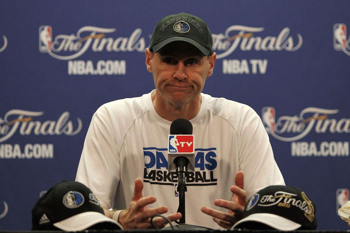 2011 NBA Finals Practice