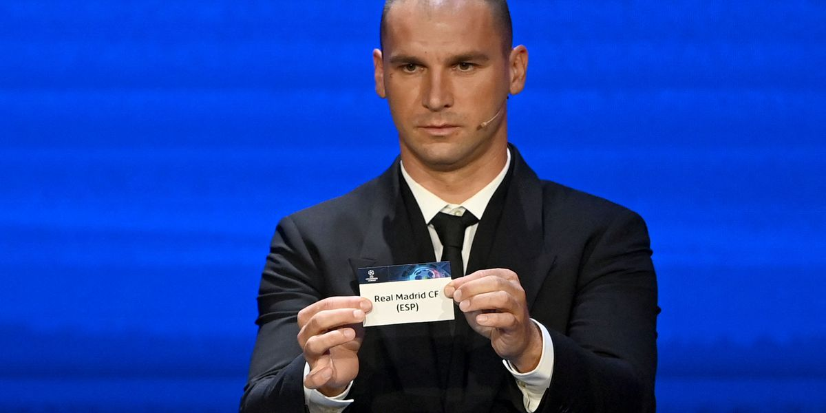 Real Madrid draw Inter Milan, Shaktar and Sheriff in UEFA Champions League group stage