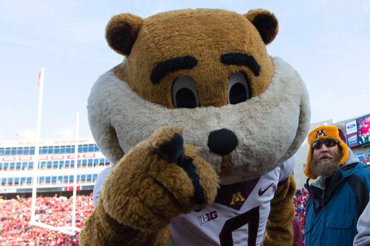 Goldy wants YOU to order your B1G Championship Tickets today!