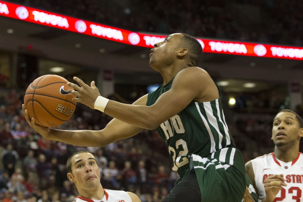 Contributions from numerous Bobcats pave the way for an Ohio win over Evansville