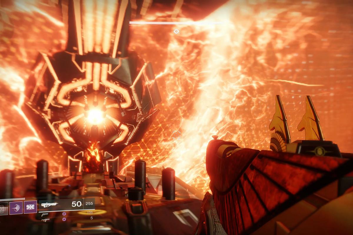Destiny 2 Guide Chosen Walkthrough Polygon