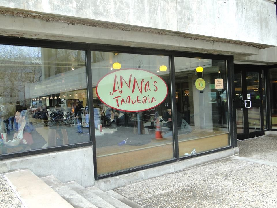 Anna's Taqueria MIT