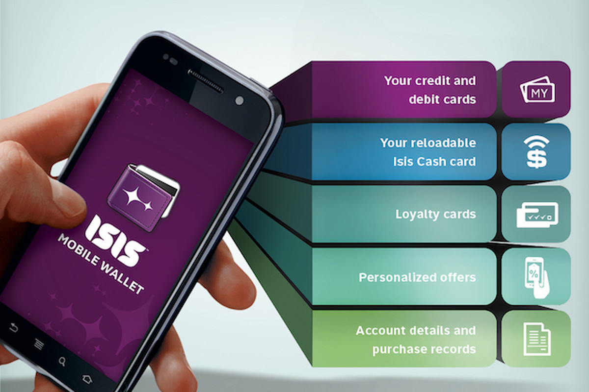 NFC payment network ISIS gets its first banking partners — Chase
