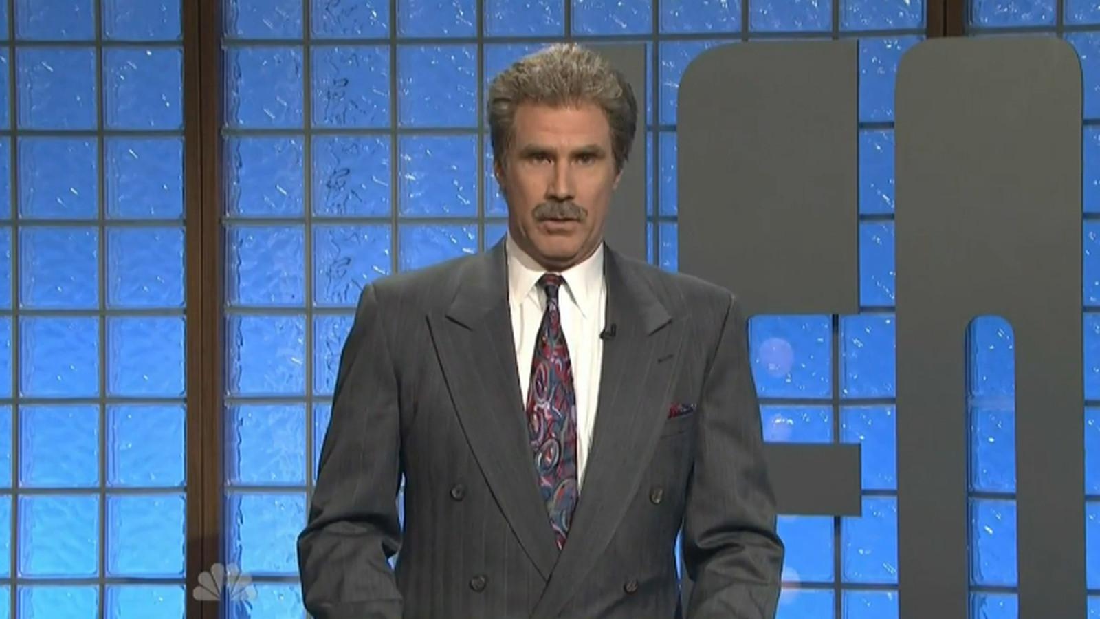 Celebrity Jeopardy - SNL 40th Anniversary Special ...