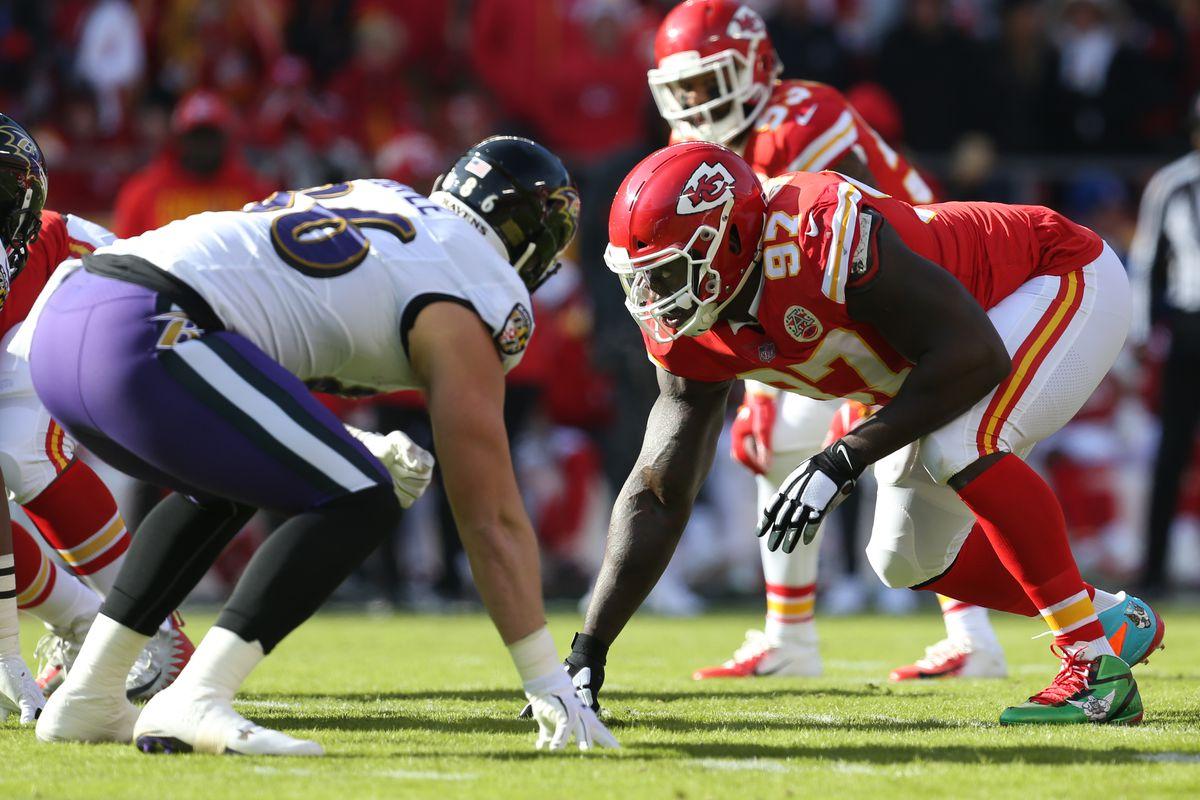 NFL: DEC 09 Ravens at Chiefs