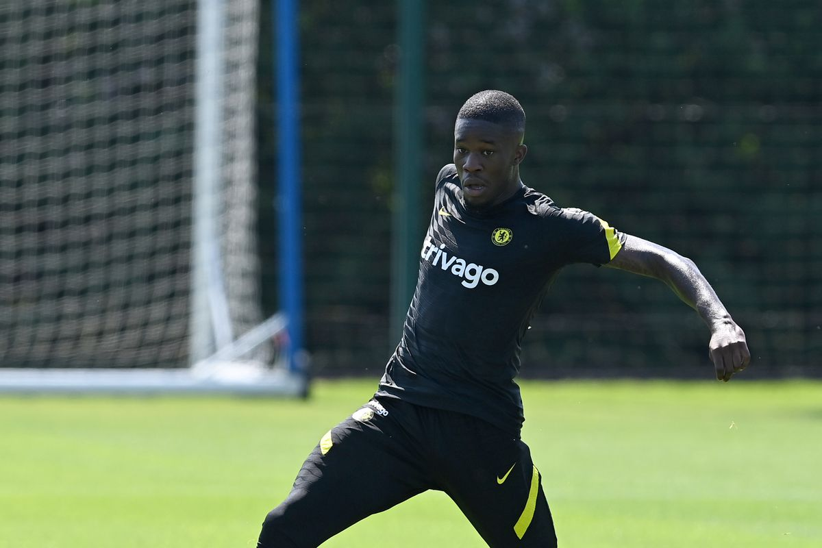 Chelsea striker Ike Ugbo agrees personal terms with KRC Genk - We Ain't Got  No History