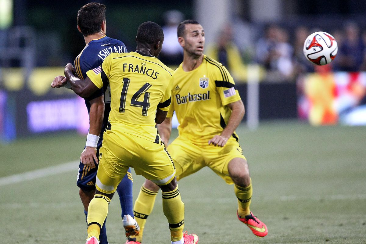 Columbus romped past L.A. in the team's last meeting last season. What does Saturday hold?