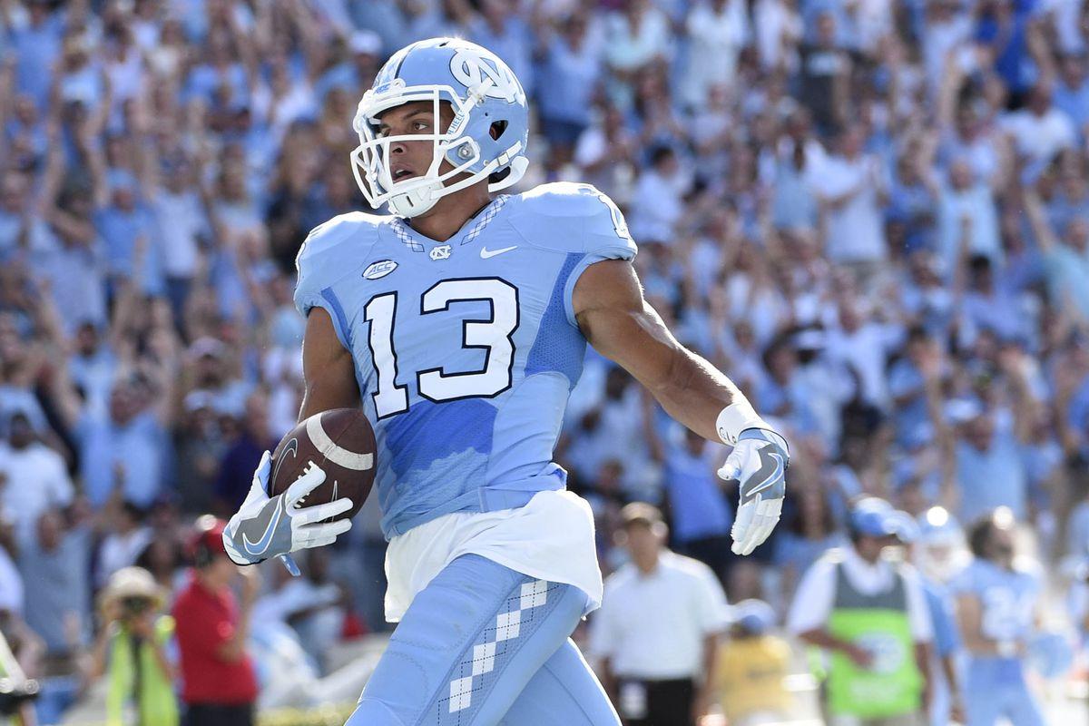 NCAA Football: James Madison at North Carolina