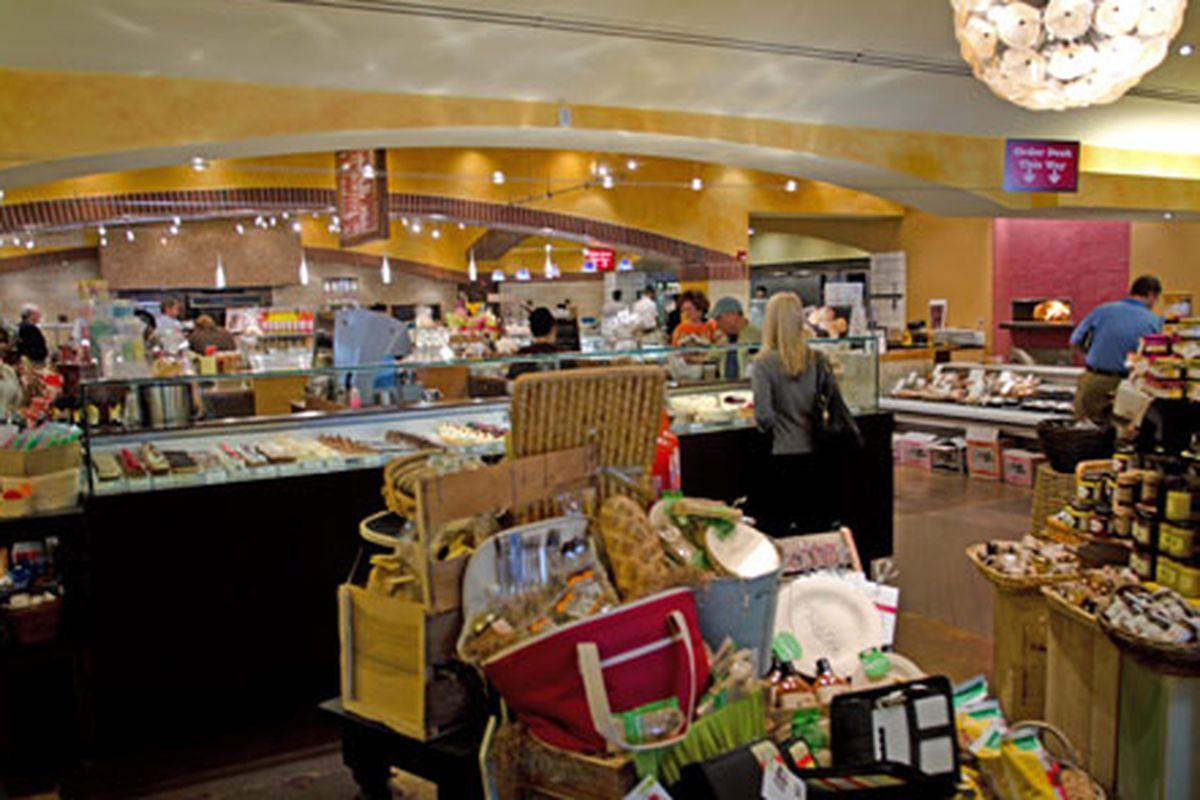 Alon's Bakery and Market.