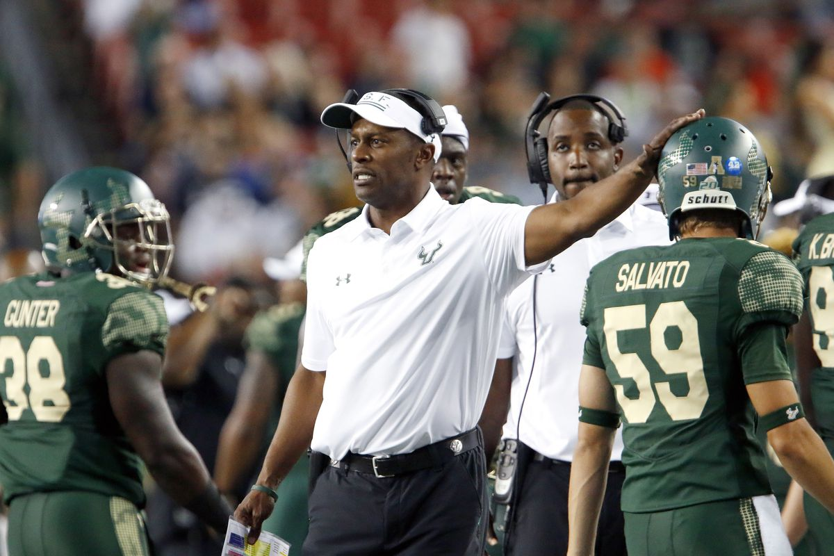 Willie Taggart And Oregon Don T Panic The Daily Stampede