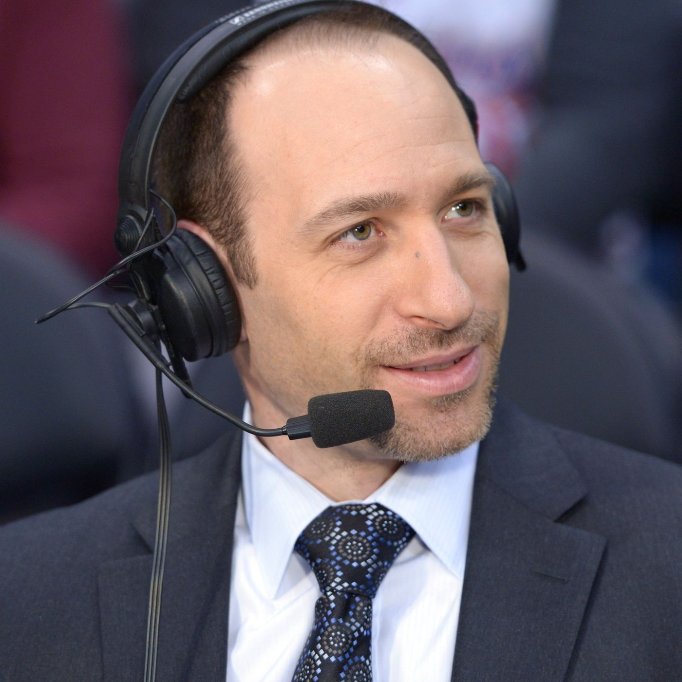 Q A With Espn S Dave Pasch On Being A Sports Broadcaster California Golden Blogs