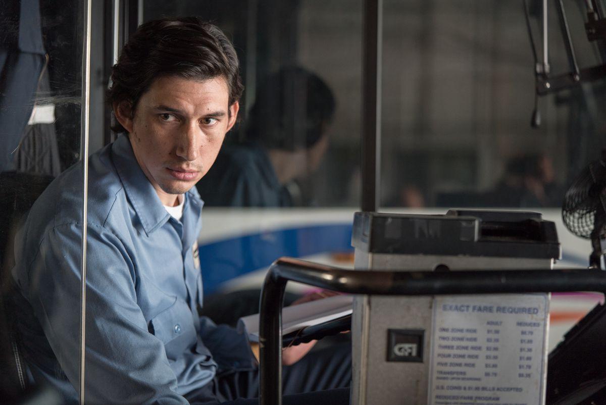 "Adam Driver plays a bus driver in ""Paterson."" | Amazon Studios/Bleecker Street"