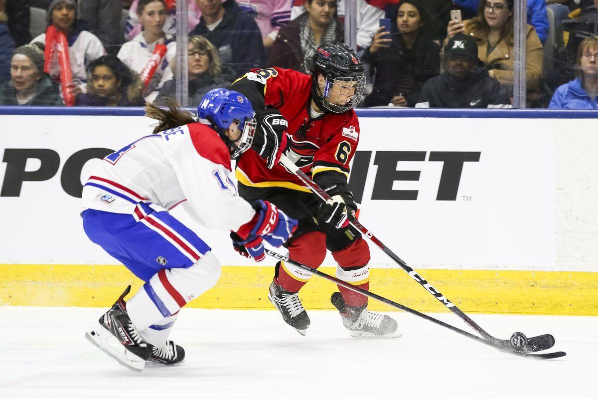 Les Canadiennes fall to Inferno in Clarkson Cup Final