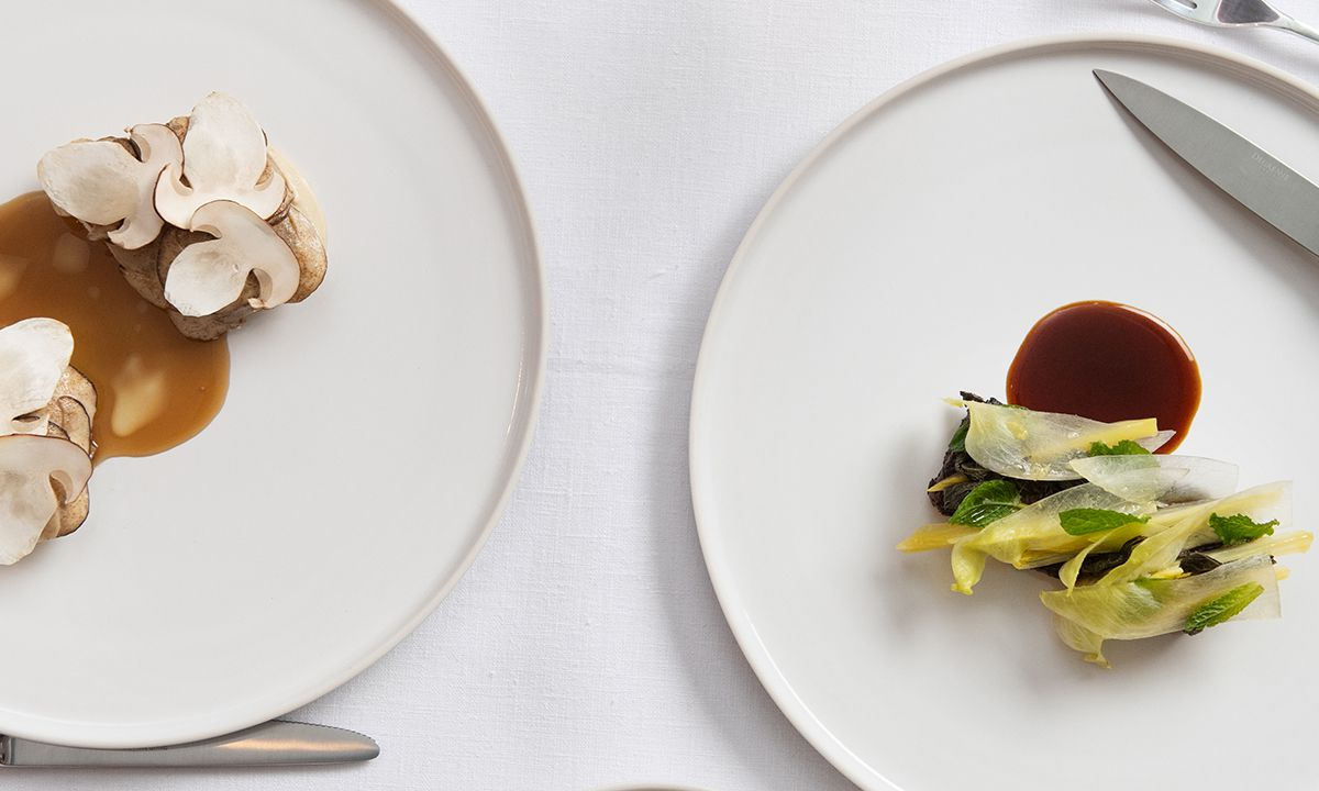 Davies and Brook at Claridges Hotel by Daniel Humm is one of the biggest London restaurants of the year