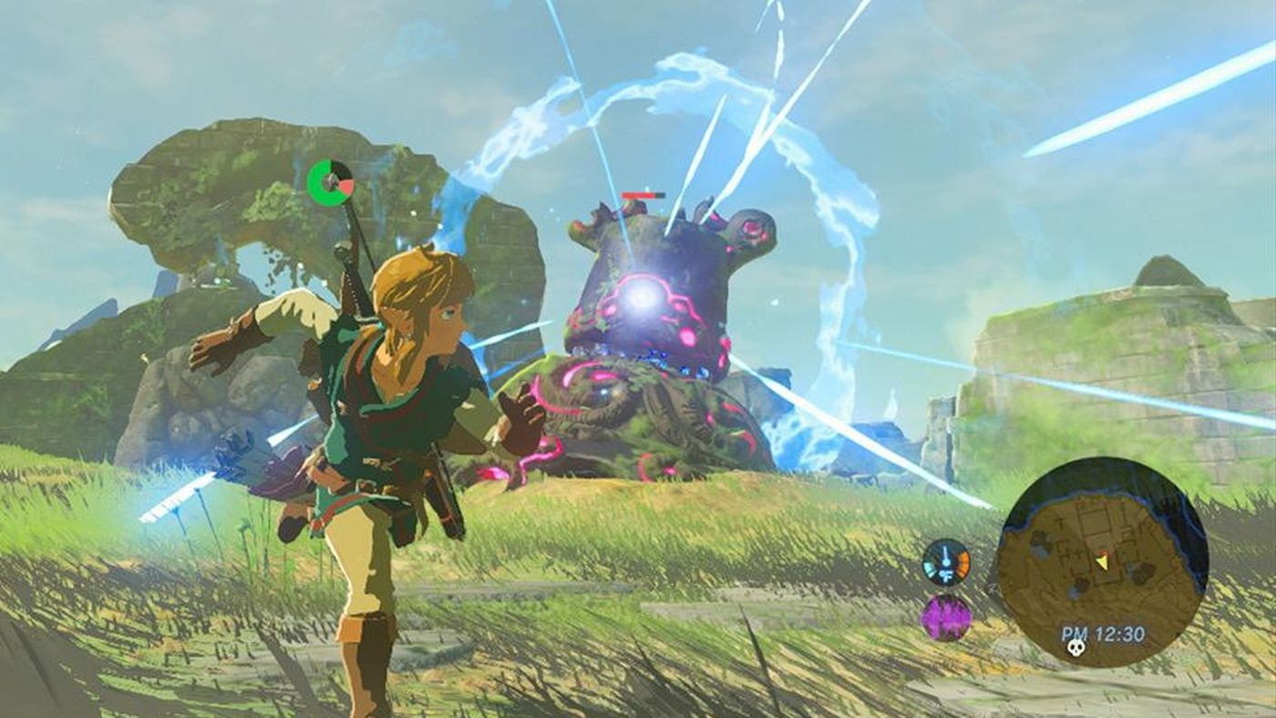 Let S Talk About That Bad Review Of Breath Of The Wild