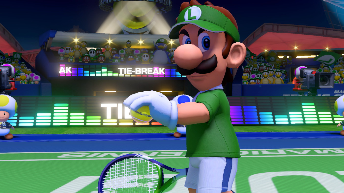 Mario Tennis Aces preview impressions: Online multiplayer and more