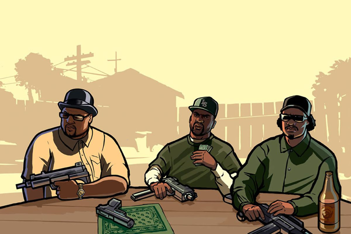 Updated GTA: San Andreas on Steam nullifies old save files - Polygon