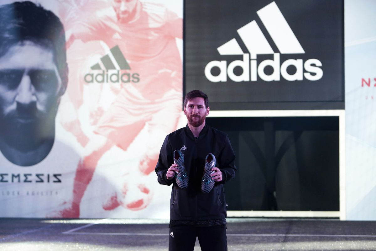 Leo Messi Presents Cold Blooded By Adidas