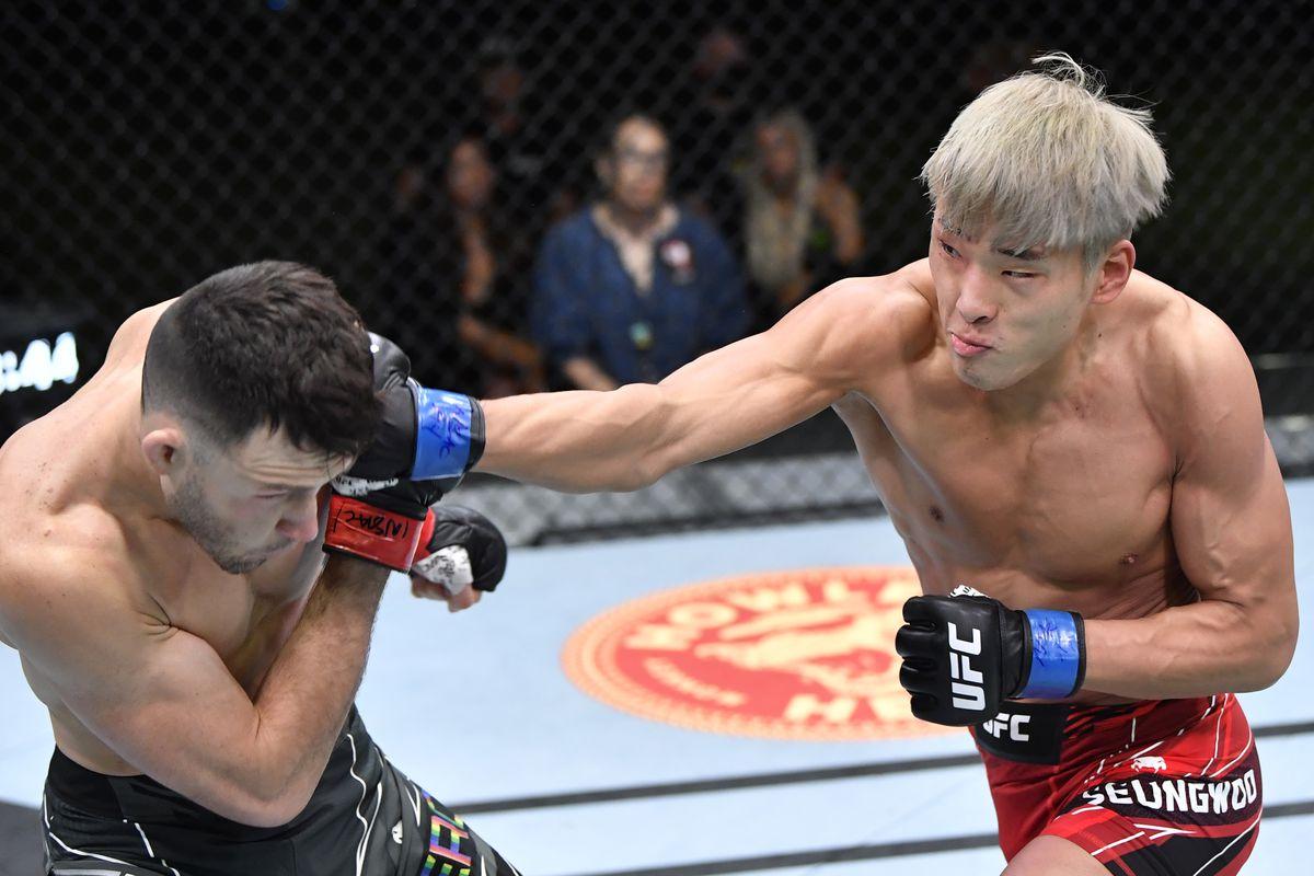 UFC Fight Night: Erosa v Choi