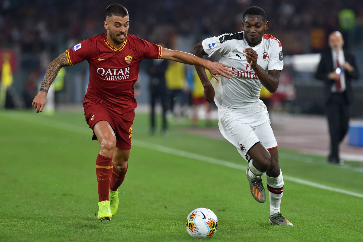 Serie A Roma-Milan