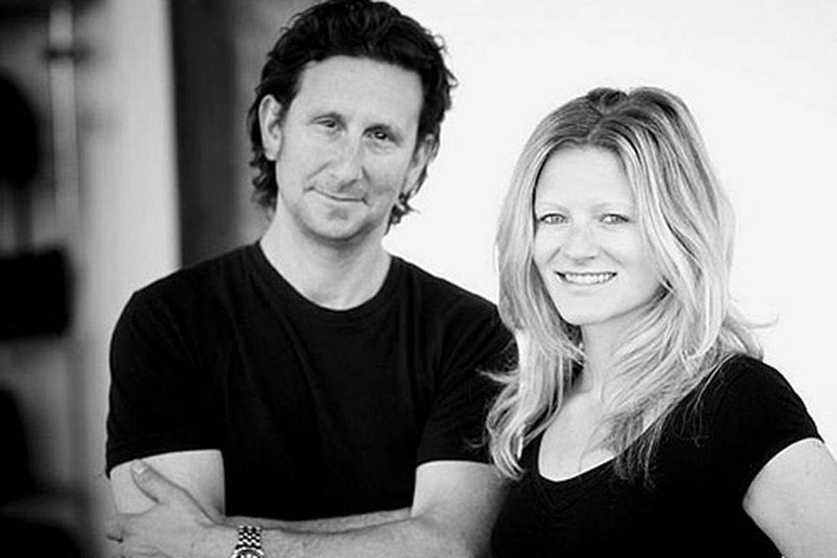 Rich Landau and Kate Jacoby of Vedge