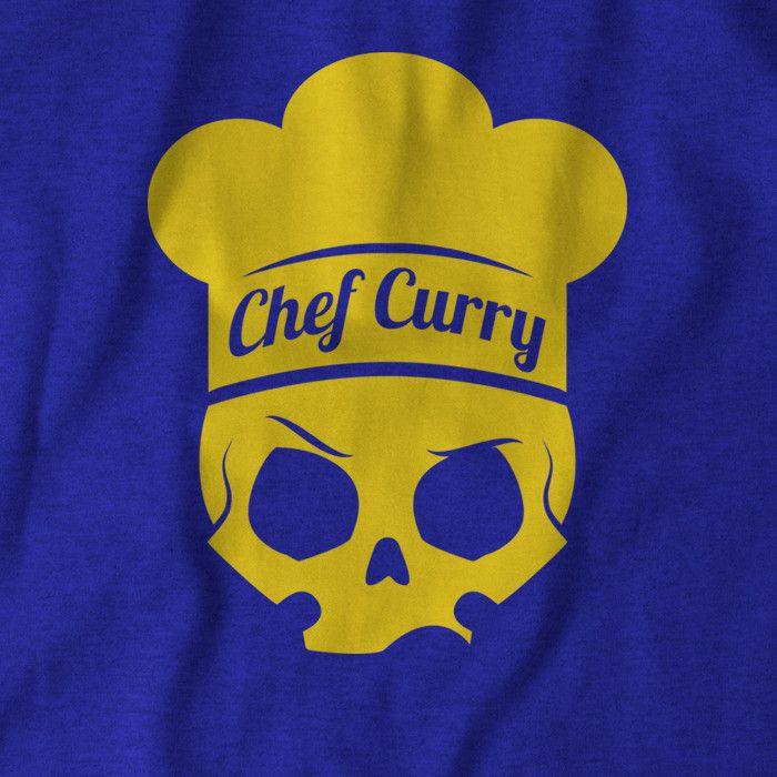 Chef Curry shirt- BreakingT