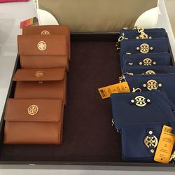 Card and coin cases, $30