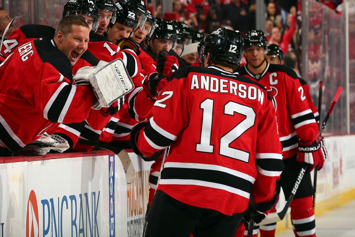Matt Anderson - your AHL Player of the Week!