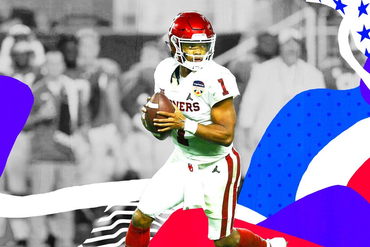 new products 6dec9 78878 NFL Combine: Kyler Murray can dispel a myth about QB height ...
