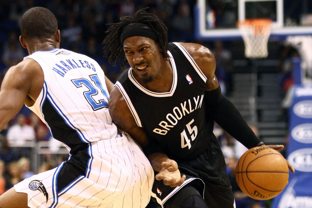 Maurice Harkless and Gerald Wallace