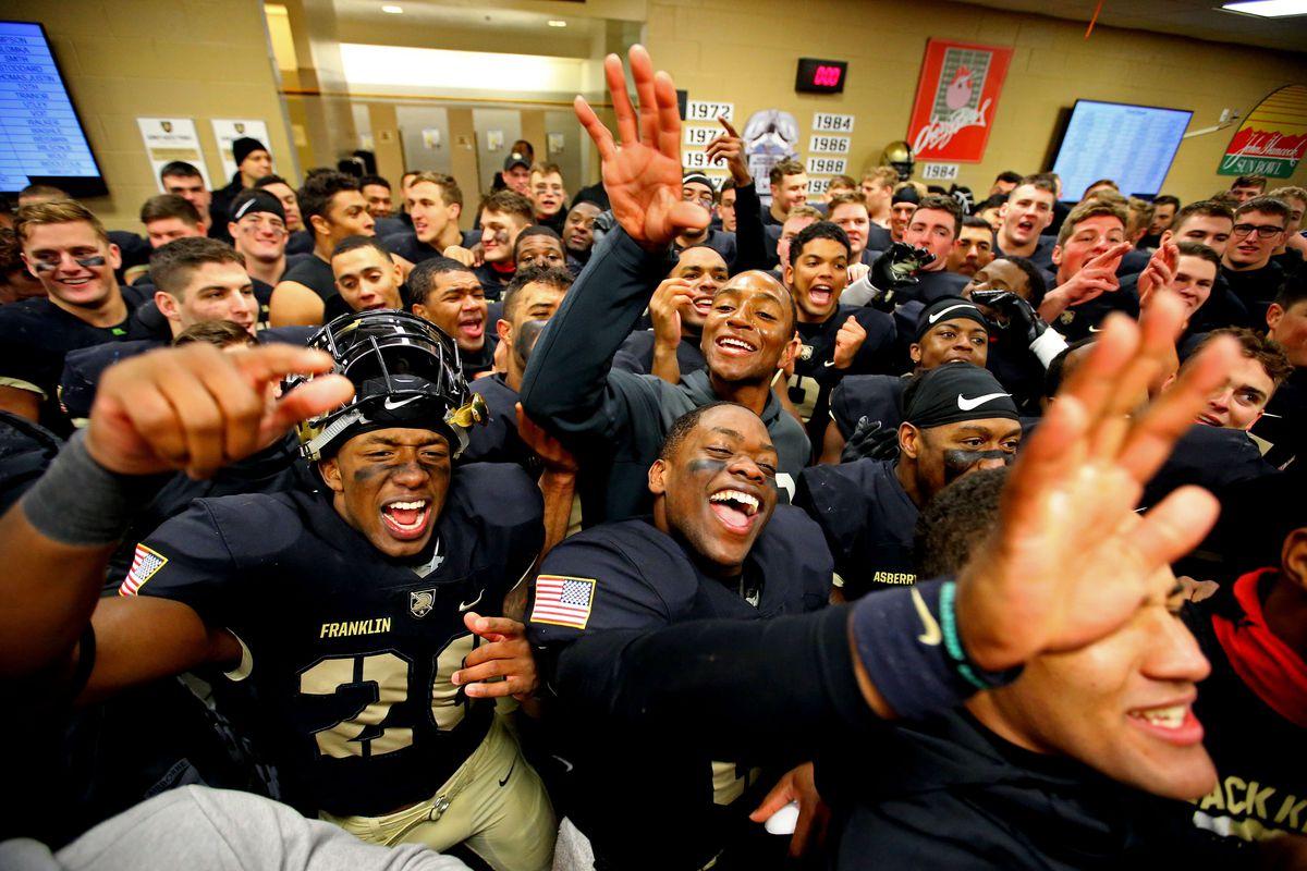 NCAA Football: Duke at Army