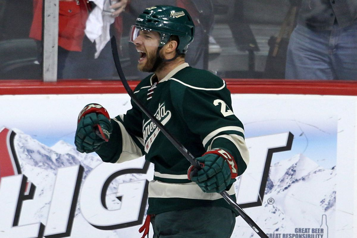 Jason Pominville is a cannibal.