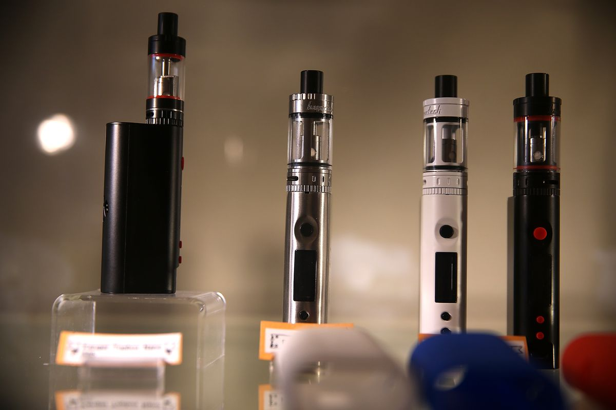 More people are trying e-cigs in Europe despite concerns - The Verge