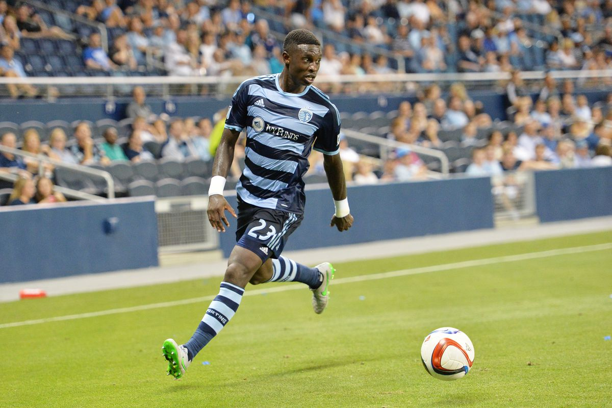 Happy trails to Jalil Anibaba. Good luck!