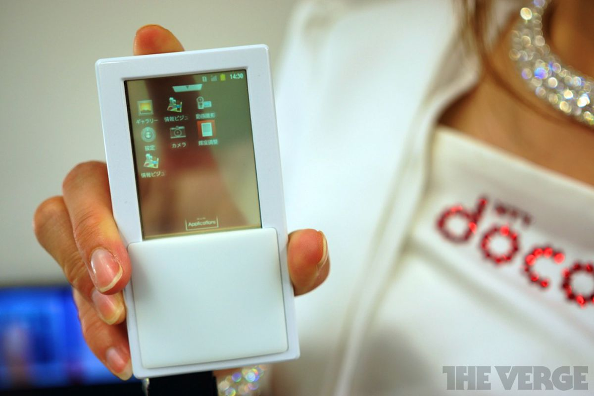 Double Sided Transparent Touchscreen Prototype Shown Off
