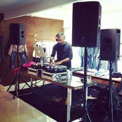DJ Mathieu Schreyer