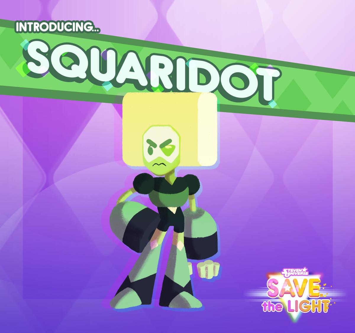squaridot reveal