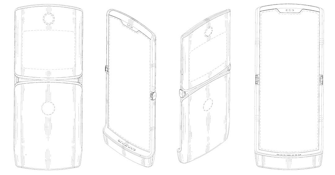 Is this the Motorola RAZR with Folding Display?